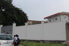 La Maison vue de l'extérieure